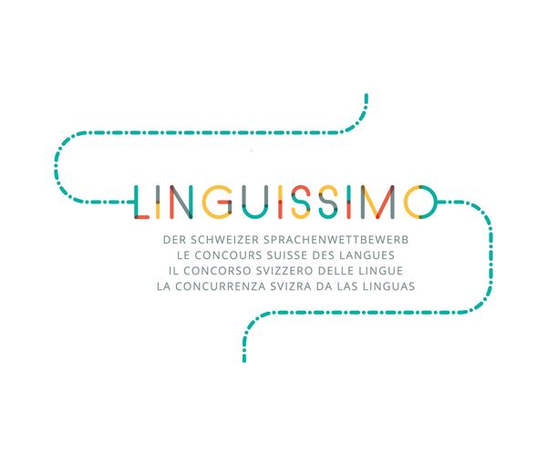 Logo Linguissimo Medienmitteilung