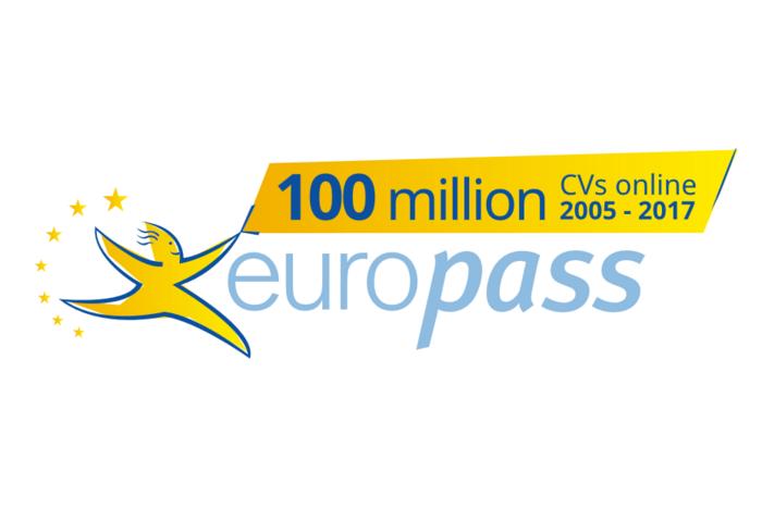 Über 100 Millionen Europass Lebensläufe erstellt | Movetia